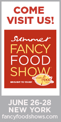 FANCY FOOD LOGO