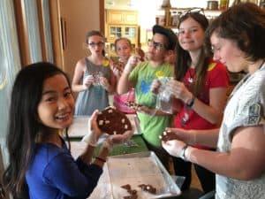 Kids' Chocolate Making Class @ Barkeater Chocolates Factory Store | North Creek | New York | United States