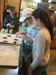Progressive Meal for Teens @ Various - ends at Barkeater Chocolates